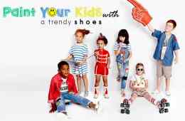 shoes kids fashion