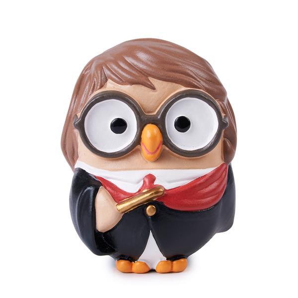 EGAN ตุ๊กตาตั้งโชว์นกฮูก แฮร์รี่ พอตเตอร์