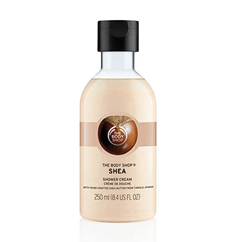 THE BODY SHOP ครีมอาบน้ำ Shea Shower Cream 250 ml