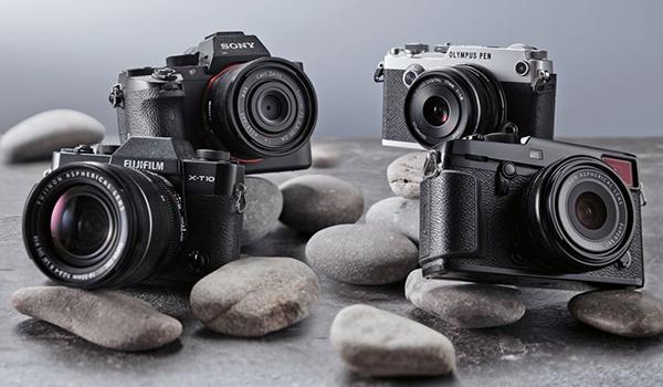 กล้อง Mirrorless น่าซื้อ 2017