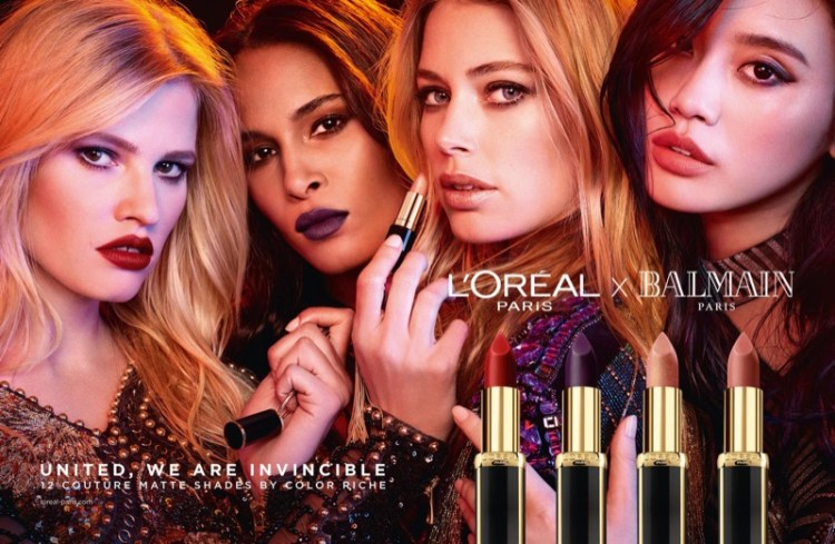 L'Oreal Paris Color Riche x Balmain Paris_COUTURE