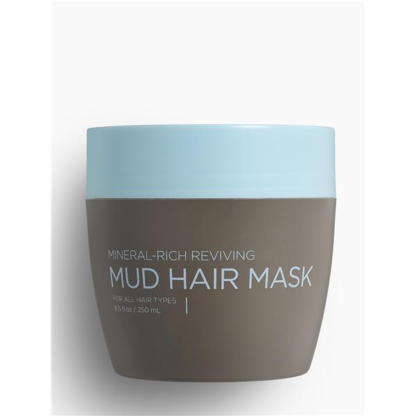 SEACRET มาส์กบำรุงผม Mineral- Rich Reviving Mud Hair Mask 250 ml