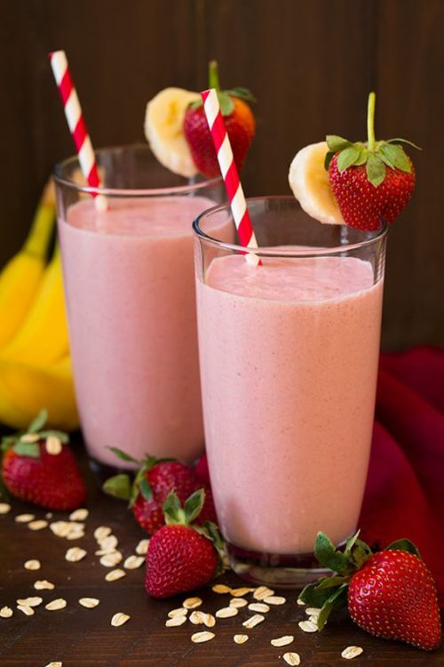 smoothies Strawberry