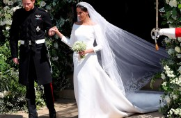 Meghan-Markle-wedding-dress-minimal