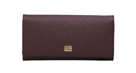 GUY LAROCHE Purple Lucky Bag