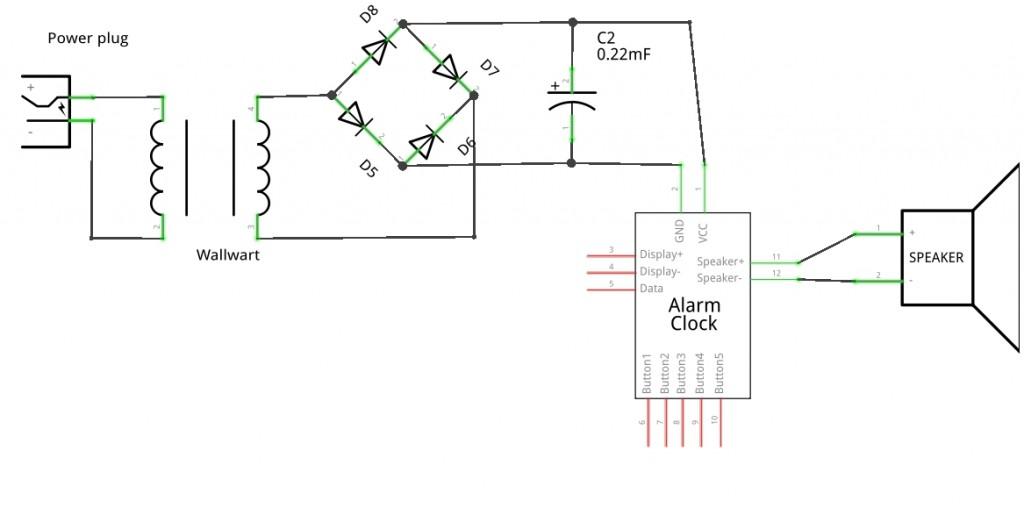 Sunrise Alarm Clock, v2.0