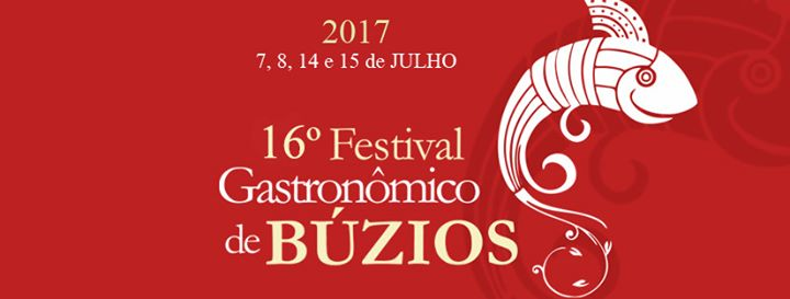 16 Festival Gastronómico de Búzios