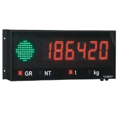 Avery WeighTronix XR Series Remote Display