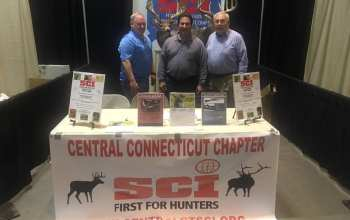 Join us at the Northeast Hunting and Fishing Show Today!