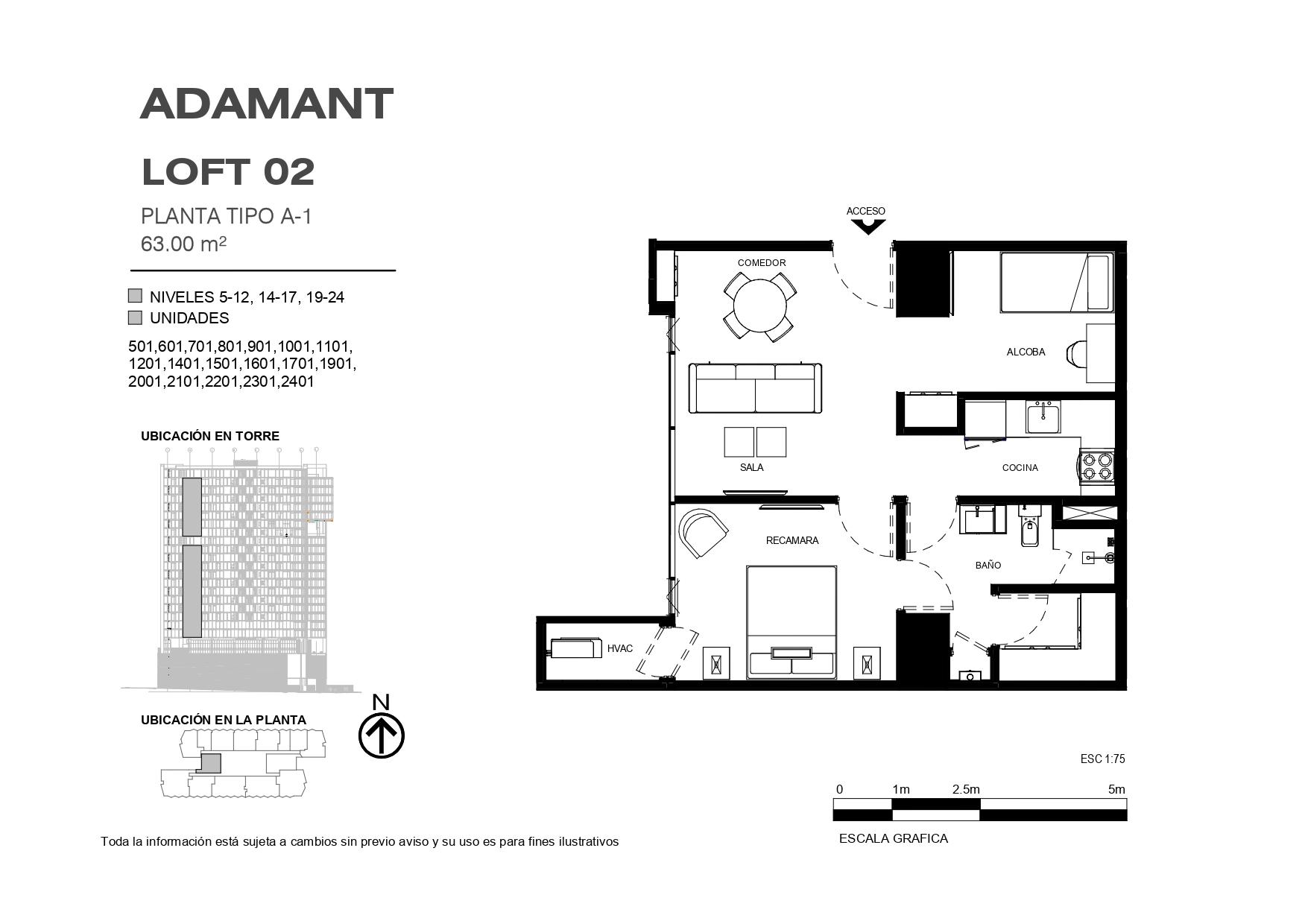 Adamant Toreo  Condominio ideal para inversin  Central