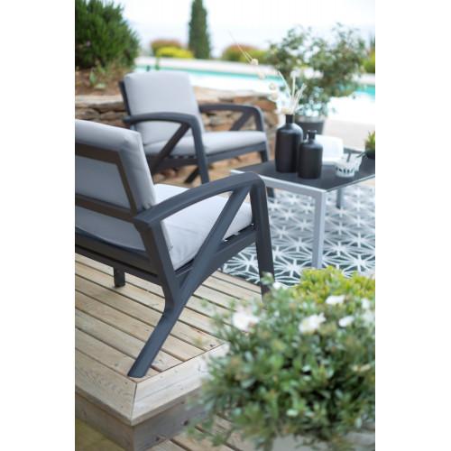 grosfillex salon de jardin lounge sunday barcelone