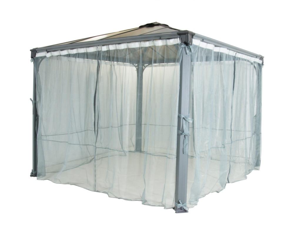 tonnelles jardin moustiquaires