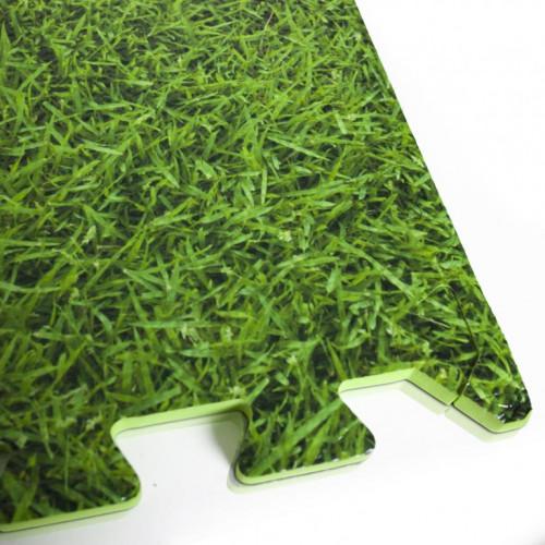 gre pools tapis de sol en dalles puzzle 50 x 50 cm imitation gazon