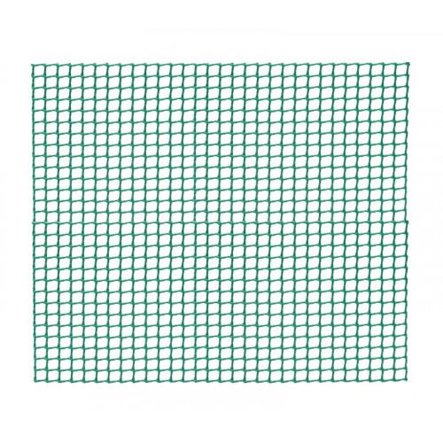 nortene grillage plastique maille carree vert 1 x 5 m balconet