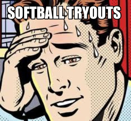 Softball Tryouts Ontario Tier 1 One