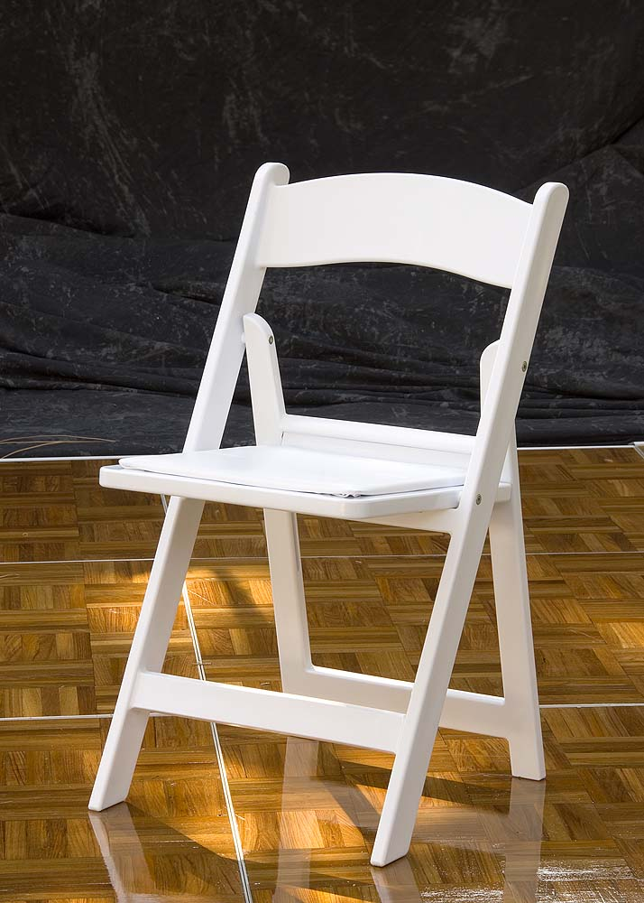 white chair rentals wooden outdoor chairs plans event bend oregon | central – serving all of oregon: bend, redmond ...