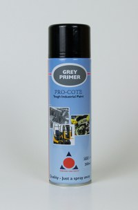 Tough Industrial Spray Paints