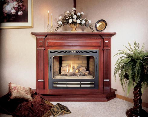 Central Fireplace  Products  Wood Fireplace Mantels