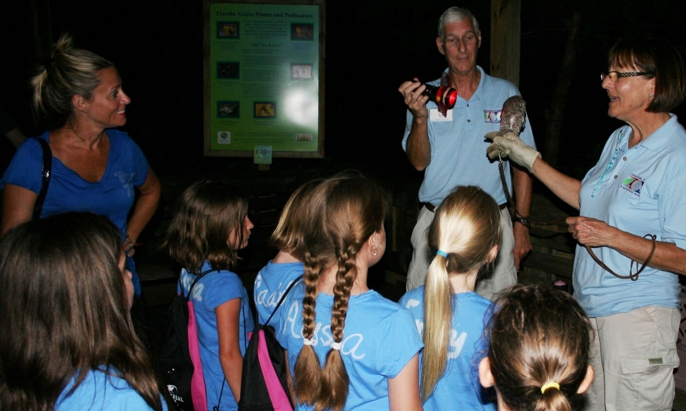 Central Florida Zoo Amp Botanical Gardens Nighttime Adventures