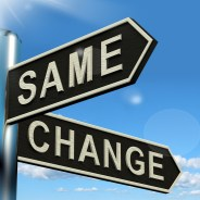 Signpost ~ change or same