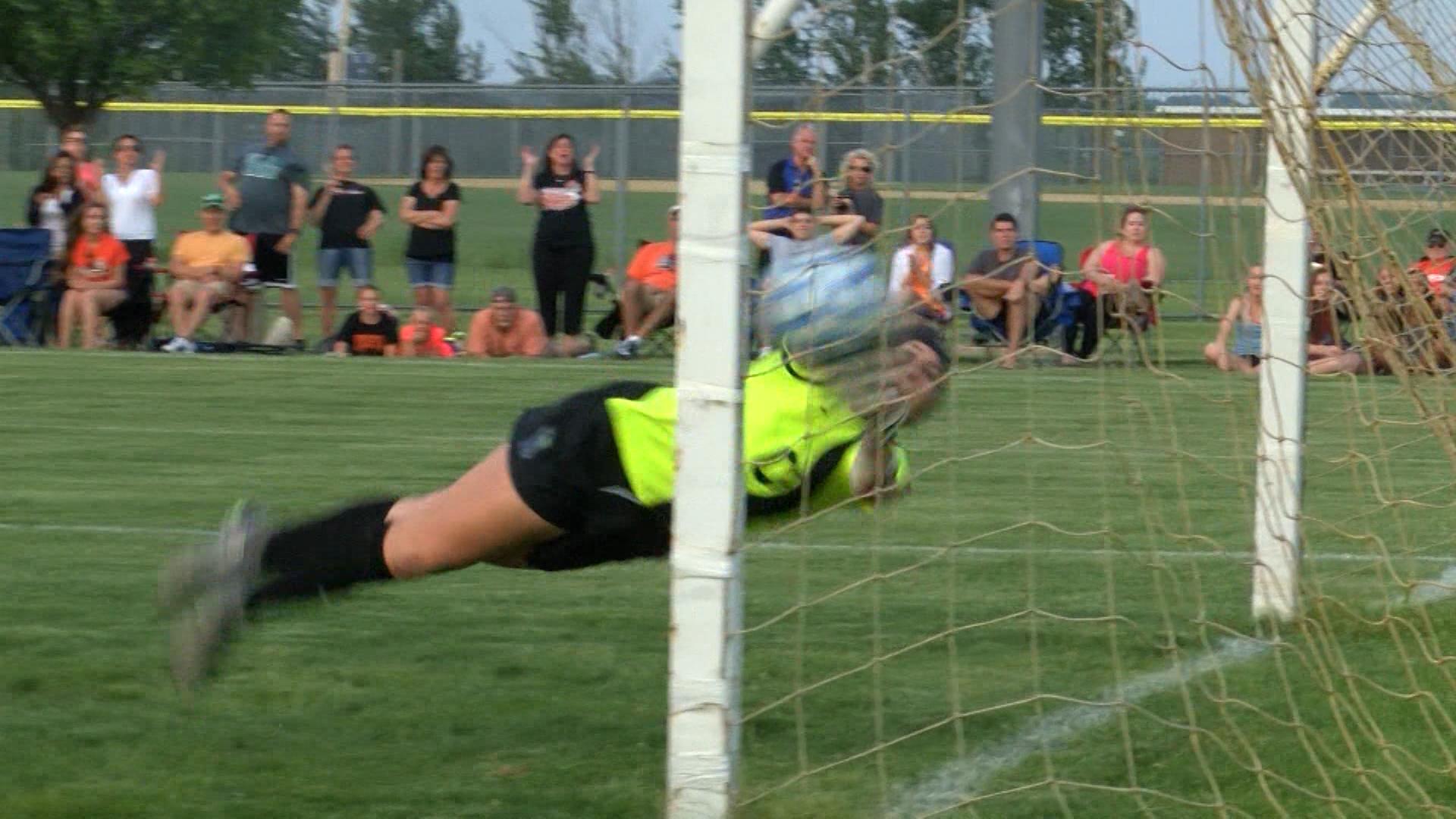 Normal Community Goalkeeper Emma Spader