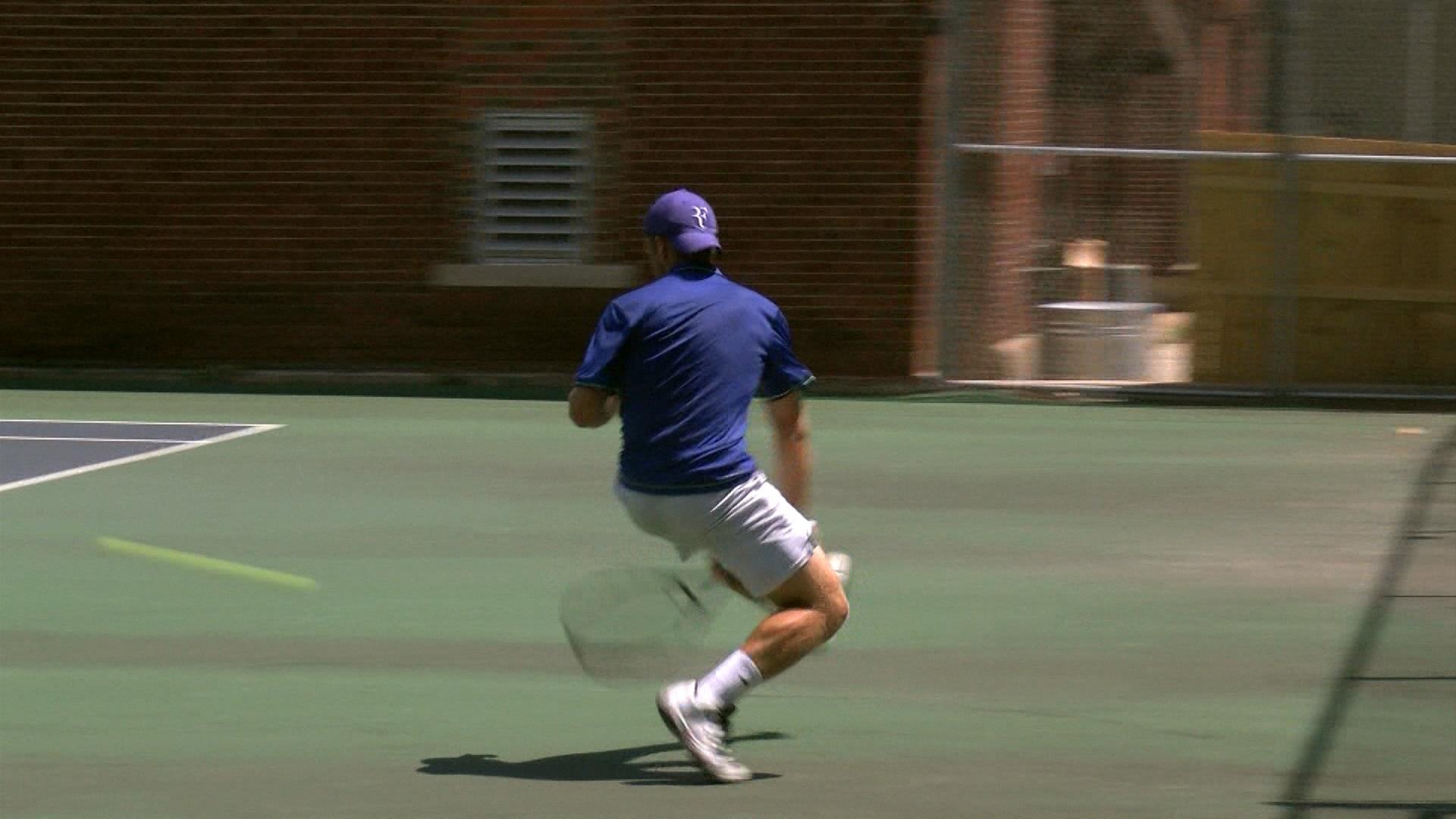 Victor Spolidorio tennis