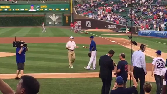 Ed Rapp (first pitch at Wrigley)_1470977661137.jpg