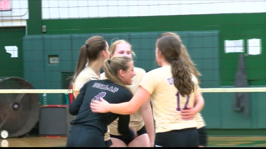 Prep Volleyball Highlights August 29