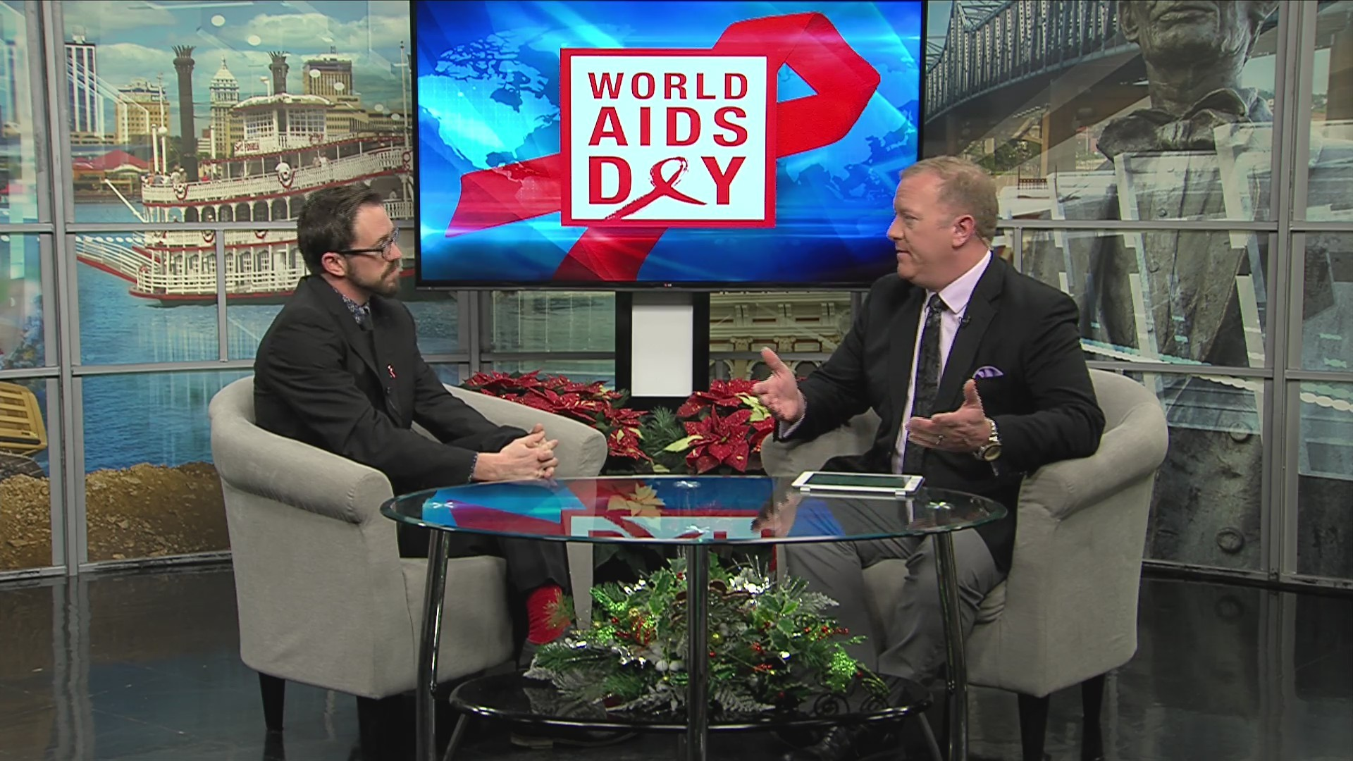 WORLD AIDS DAY WMBD