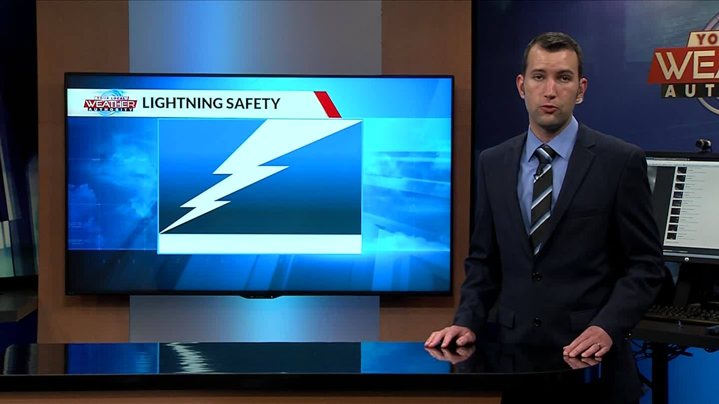 Zach's Weather Whys: Lightning