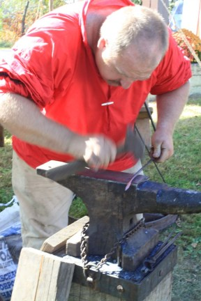 The village blacksmith (3)