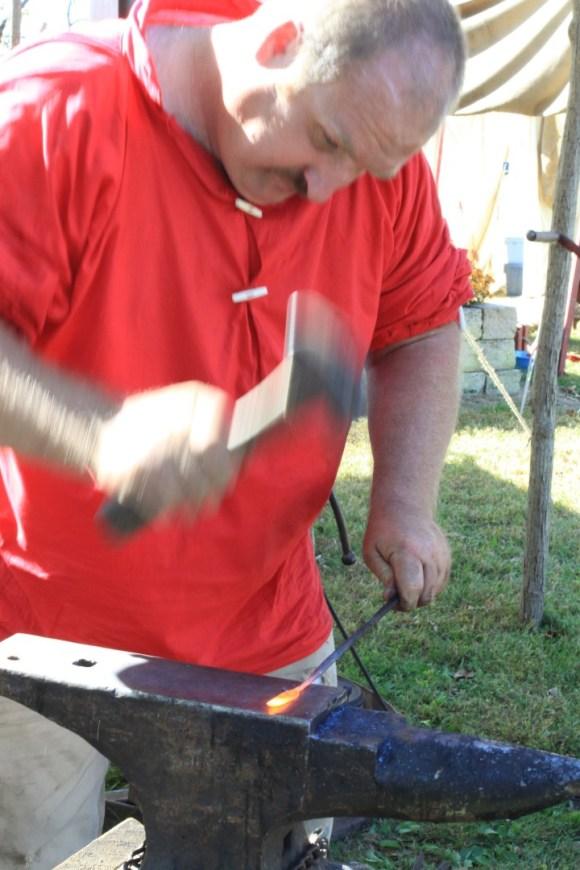 The village blacksmith (4)