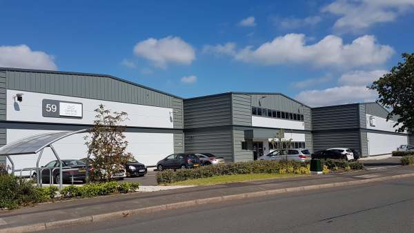 Unit 59-60 Gravelly Industrial Park Birmingham