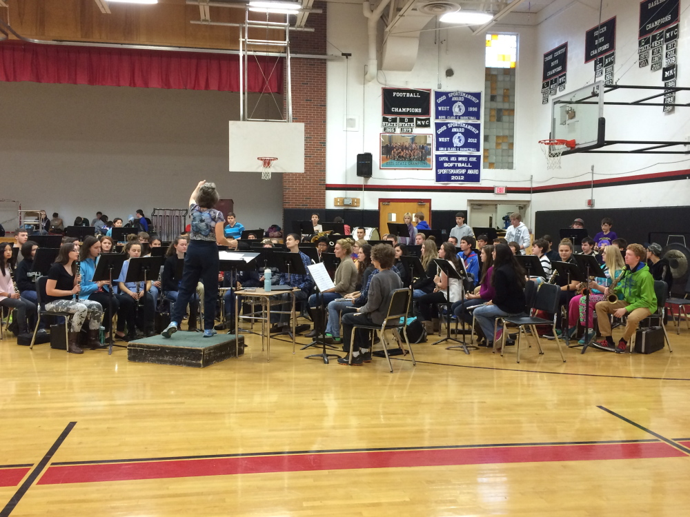 HallDale High School to hold fall concert  Central Maine