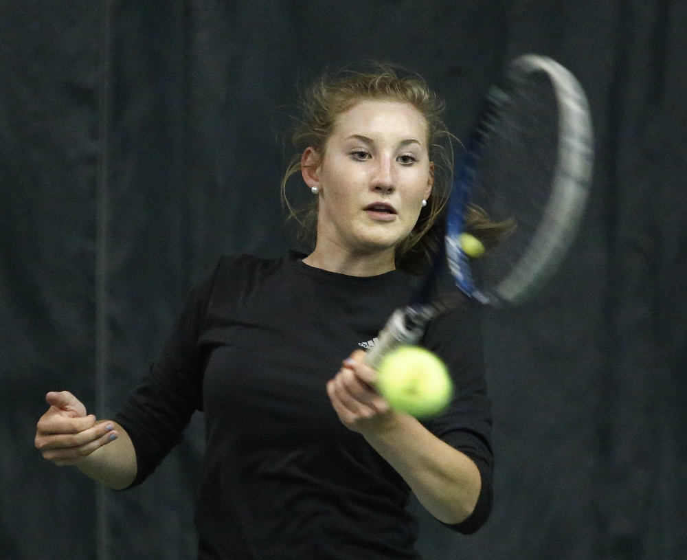 HIGH SCHOOL TENNIS NOTEBOOK HallDale Invitational continues to grow  Central Maine