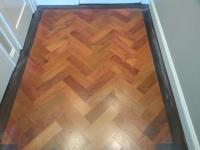 Custom Herringbone Pattern Hardwood Flooring in MA ...