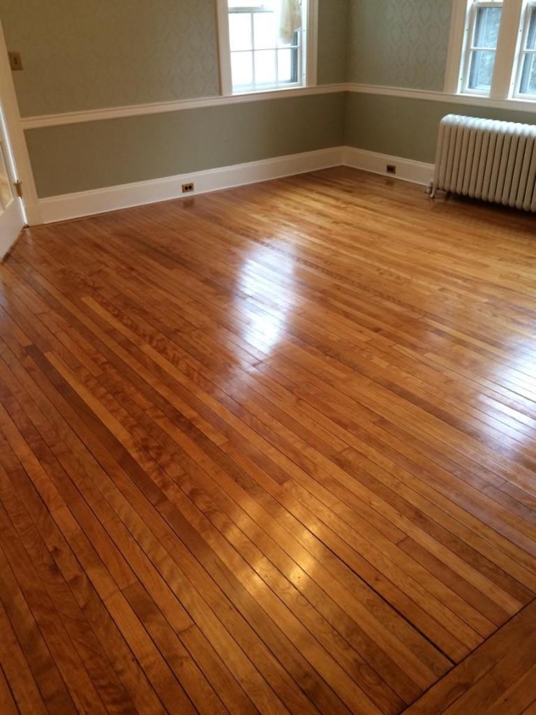 Old Maple Floors in Framingham MA  Central Mass Hardwood