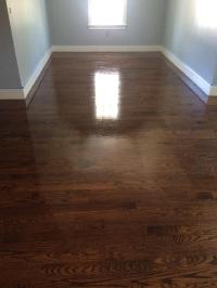 Antique Brown Stain on Red Oak Floors | Central Mass ...
