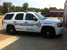 Copiah County Sheriff - Year of Clean Water