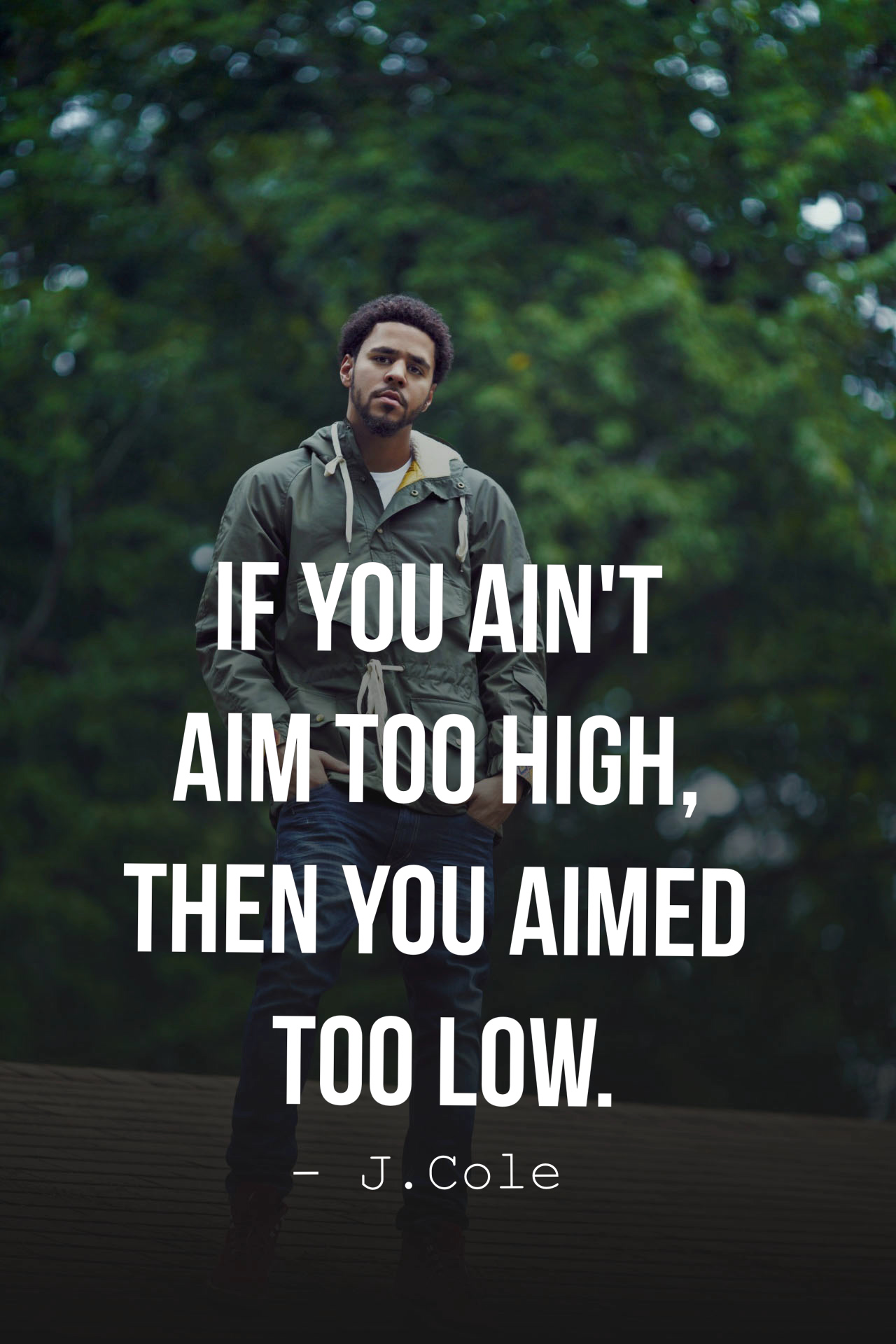 50 Inspiring J Cole Quotes And Sayings