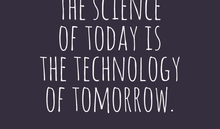 50 Best Quotes On Science and Technology