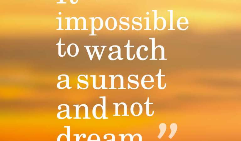 70 Beautiful Sunset Quotes With Images
