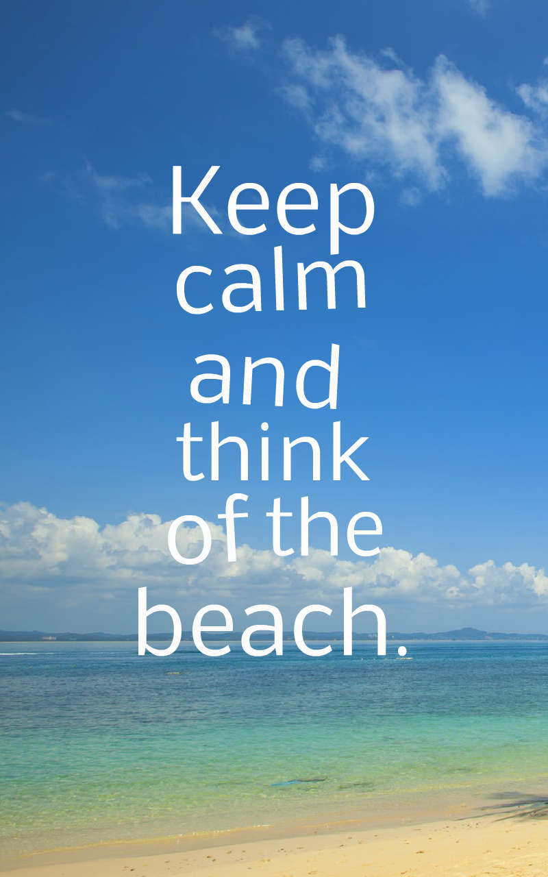 30 Inspirational Beach Quotes And Sayings With Images