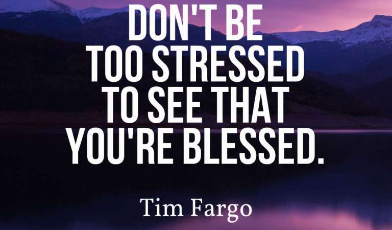 42 Beautiful Blessings Quotes and Sayings