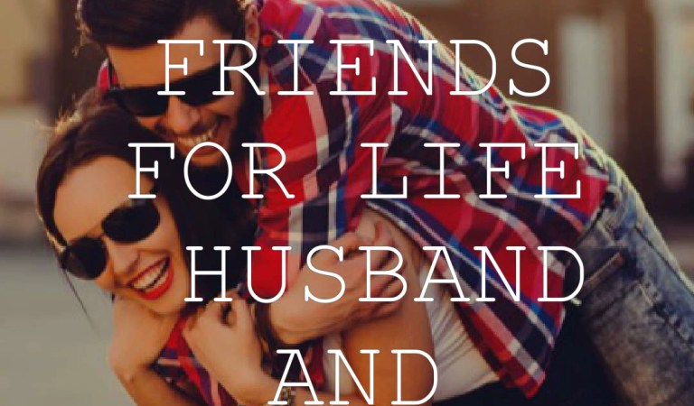 44 Beautiful Husband and Wife Quotes With Images