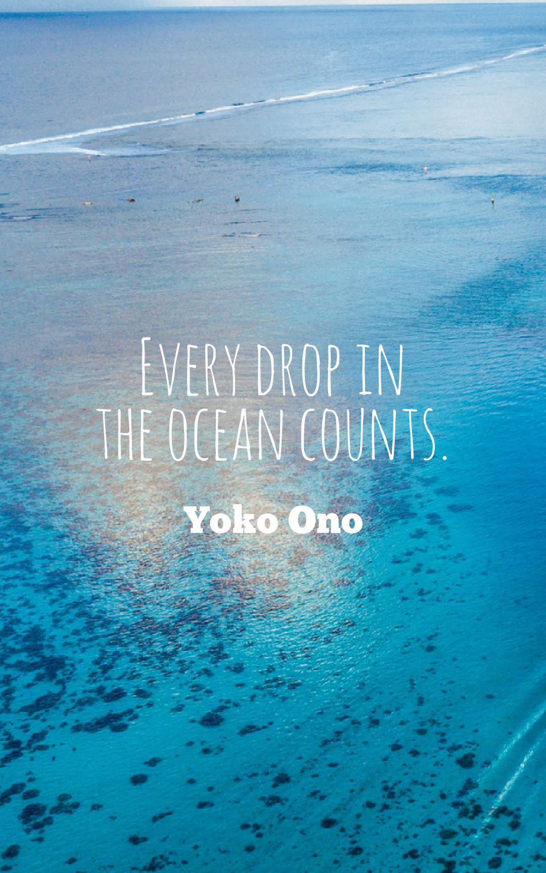 35 Inspirational Ocean Quotes and Sayings with Images