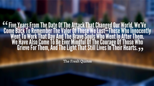 9 11 Quotes Remembrance Day