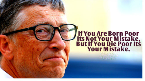 20+ Inspiring Quotes from Bill Gates