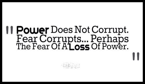 Anti Corruption Slogans and Corruption Quotes