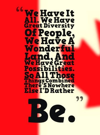 70+ Canada & Canadian Quotes – Inspirational, Funny & Patriotic